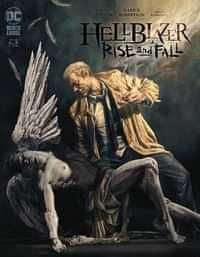 Hellblazer Rise And Fall #1 CVR B Bermejo