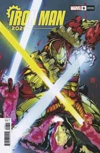 Iron Man 2020 #6 Variant 25 Copy Okazaki