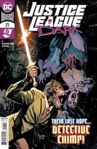 Justice League Dark #25 CVR A Paquette
