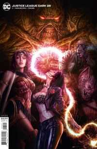 Justice League Dark #25 CVR B Bermejo