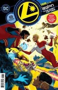 Legion Of Super-heroes #8 CVR A Sook