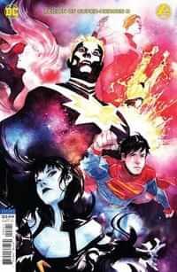 Legion Of Super-heroes #8 CVR B Nguyen