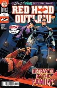 Red Hood Outlaw #48 CVR A Mora