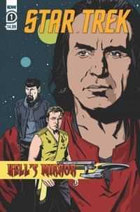 Star Trek Hells Mirror