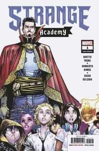 Strange Academy #1 Third Printing Ramos