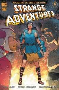 Strange Adventures #5 CVR B Shaner