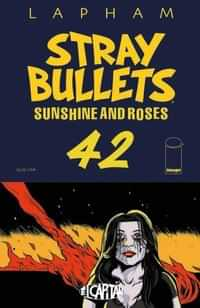 Stray Bullets Sunshine and Roses #42