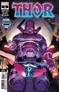 Thor #2 Fourth Printing Klein