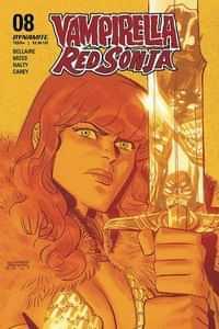 Vampirella Red Sonja #10 CVR C Romero