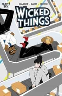 Wicked Things #4 CVR B Allison Var