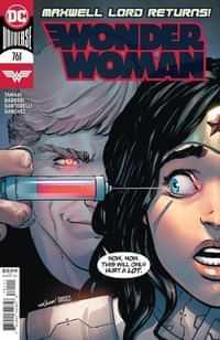 Wonder Woman #761 CVR A David Marquez