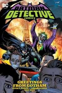 Detective Comics TP Tynion Greetings From Gotham