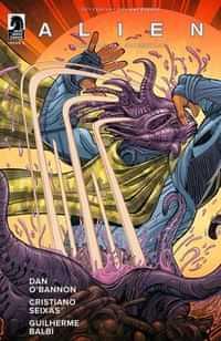 Alien Original Screenplay #2 CVR B Simonson