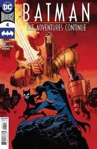 Batman The Adventures Continue #4 CVR A Harren