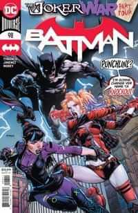 Batman #98 CVR A Finch