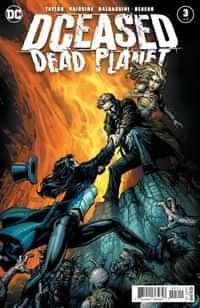 Dceased Dead Planet #3 CVR A Finch