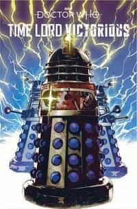 Doctor Who Time Lord Victorious #1 CVR D Dalek