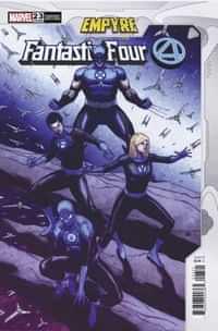 Fantastic Four #23 Variant Pham Empyre