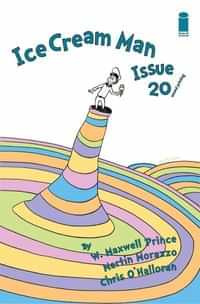 Ice Cream Man #20 Second Printing