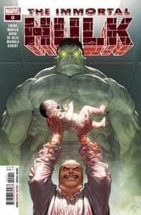 Immortal Hulk #0
