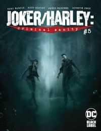 Joker Harley Criminal Sanity #5 CVR A Mattina