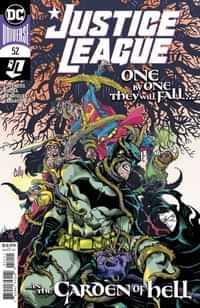 Justice League #52 CVR A Hamner