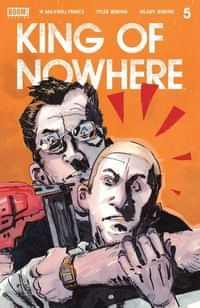 King Of Nowhere #5 CVR A