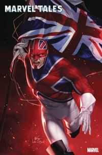 Marvel Tales Captain Britain #1