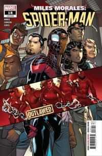 Miles Morales Spider-man #18