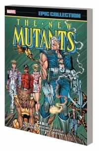 New Mutants TP Epic Collection Cable