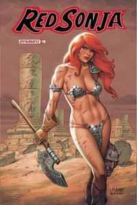 Red Sonja #19 CVR B Linsner
