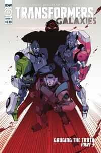 Transformers Galaxies #9 CVR A Miyao