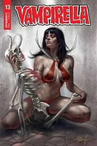 Vampirella #13 CVR A Parrillo