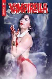 Vampirella #13 CVR E Lee Cosplay