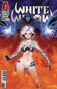 White Widow #6 CVR C Genzoman Wraparound Lenticular