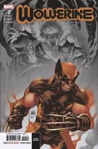 Wolverine #2 Second Printing Kubert
