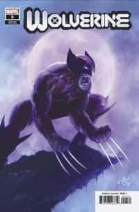 Wolverine #5 Variant 25 Copy Bogdanovic
