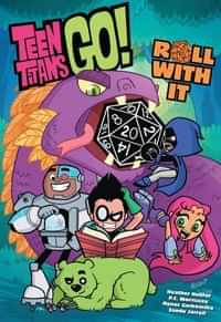 Teen Titans Go TP Roll With It
