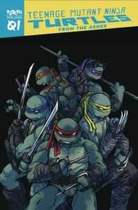 TMNT TP Reborn From The Ashes