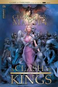 George RR Martin A Clash Of Kings #6
