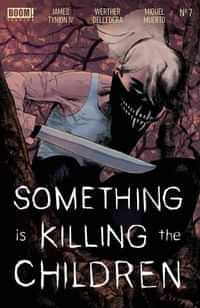 Something Is Killing Children #7 Second Printing