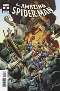 Amazing Spider-Man #48 Variant Bagley