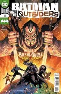 Batman and The Outsiders #16 CVR A Kirkham