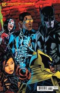 Batman and The Outsiders #16 CVR B Golden