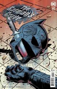 Batmans Grave #10 CVR A Hitch