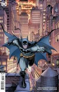 Batmans Grave #10 CVR B Cardstock Adams