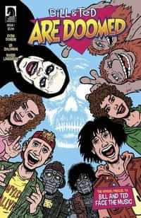 Bill and Ted Are Doomed #1 CVR A Dorkin
