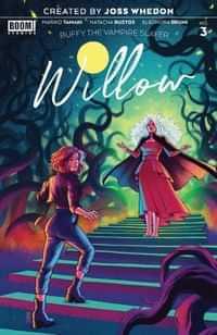 Buffy The Vampire Slayer Willow #3 CVR A Main