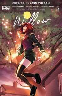 Buffy The Vampire Slayer Willow #3 CVR B Andolfo