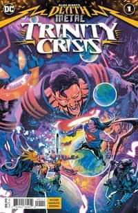 Dark Nights Death Metal One-Shot Trinity Crisis